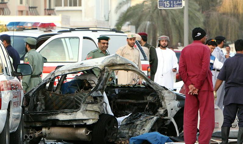 10 أسباب للحوادث التي وقعت في شوارع الإمارات خلال سنة 2015