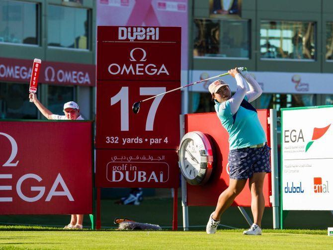 صورة ترقبوا .. بطولة أوميغا دبي للسيدات 2015