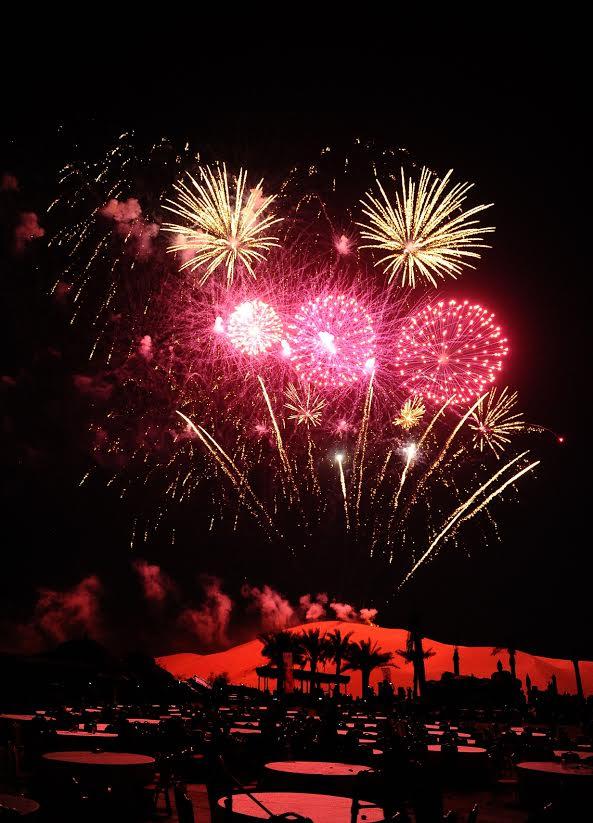 Photo of قرية الليالي العربية تقدم عروضا حصرية لزوارها خلال عشية رأس السنة