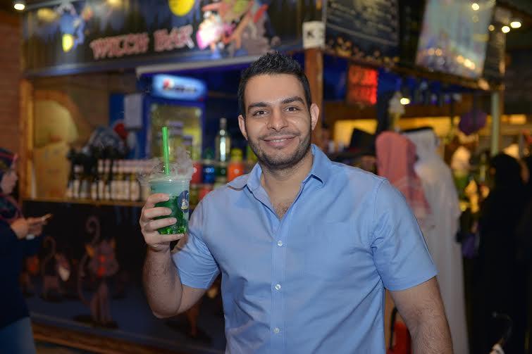 قصة نجاح مشروع المشروبات السحرية في القرية العالمية