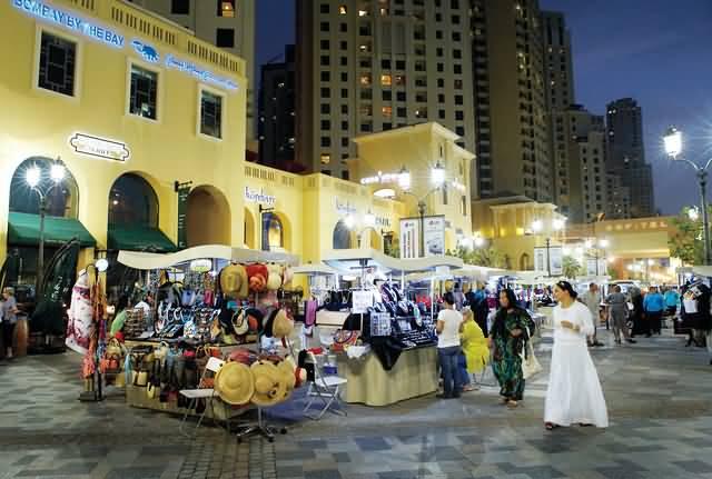 صورة فعاليات وعروض جميرا بيتش ريزيدنس بمناسبة مهرجان دبي للتسوق 2016
