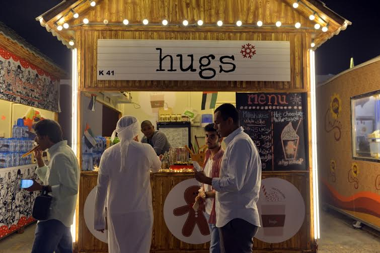 """قصة نجاح كشكي الحلويات """"فنيال""""، و""""هاجز"""" في القرية العالمية"""