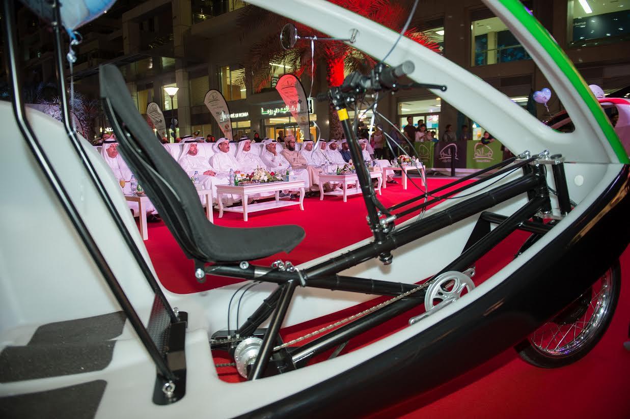 صورة سمارت بايك تفتتح أول متاجرها للدراجات الهوائية الصديقة للبيئة في دبي