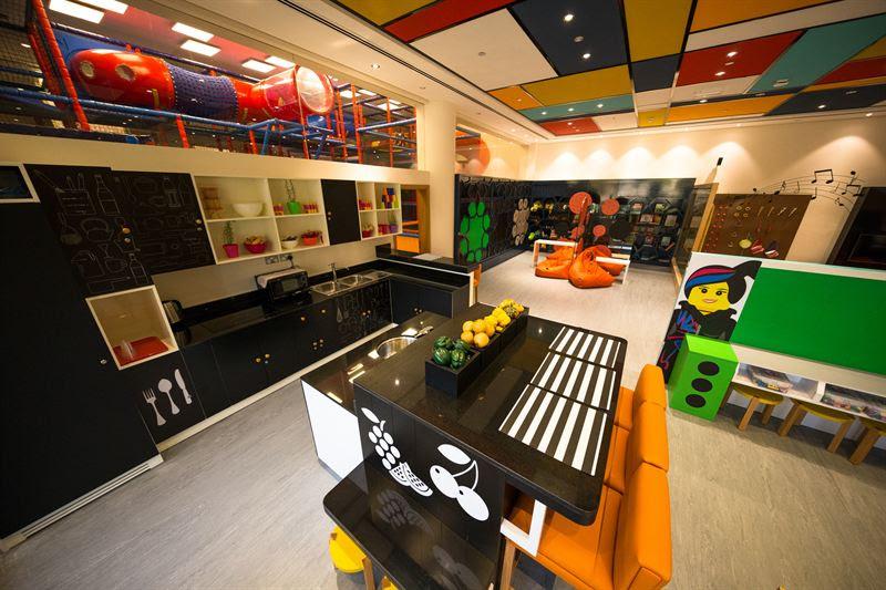 """إعادة افتتاح """"نادي لوميريديان للأطفال"""" بعد تجديده و تطويره"""
