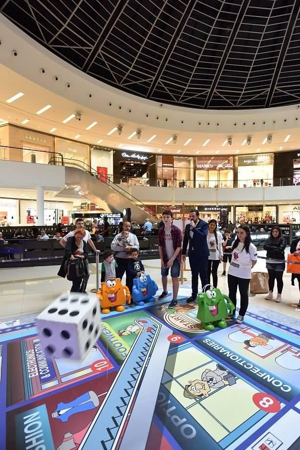 """صورة ألعاب مسلية و جوائز قيمة من """"دبي مارينا مول"""" احتفالا بـ""""مهرجان دبي للتسوق 2016"""