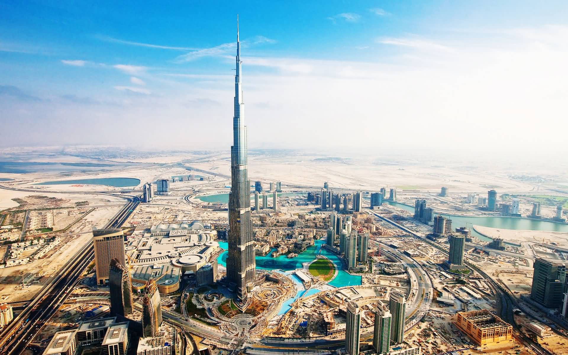 Photo of بالفيديو .. مشاهد من الأعلى في دبي