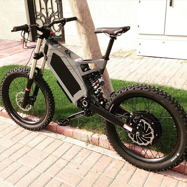 """""""سلوقي"""" دراجة كهربائية إمارتية الصنع"""