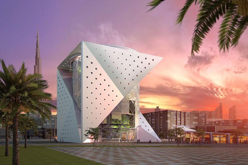 شركة مراس تطلق مشروعها الجديد ذا جرين بلانيت