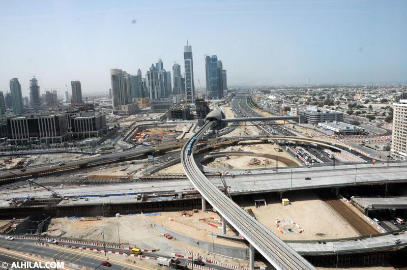 Photo of أبرز 5 شوارع في دبي ستشهد تغييرات خلال سنة 2016