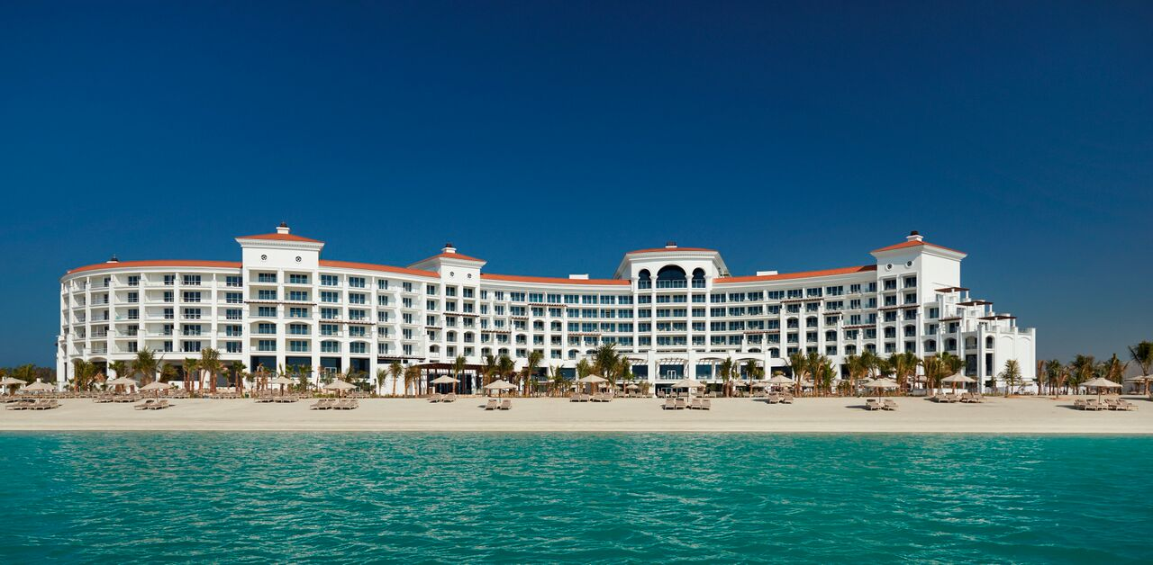 فندق والدورف أستوريا دبي نخلة جميرا