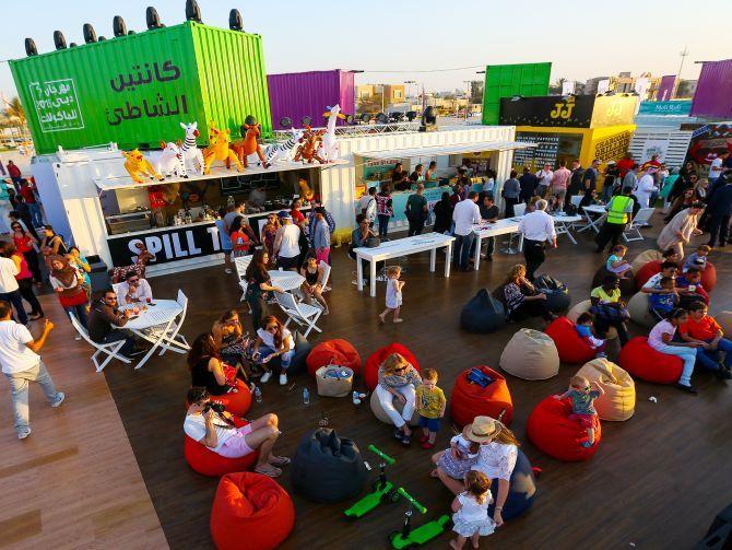 Photo of بالفيديو .. مهرجان دبي للمأكولات 2016
