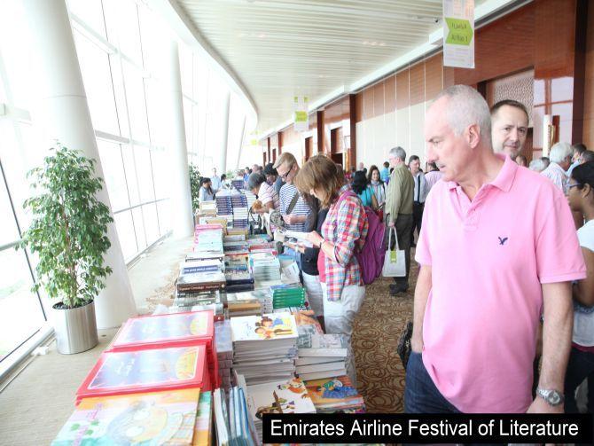 دبي تستضيف مهرجان طيران الإمارات للآداب 2016