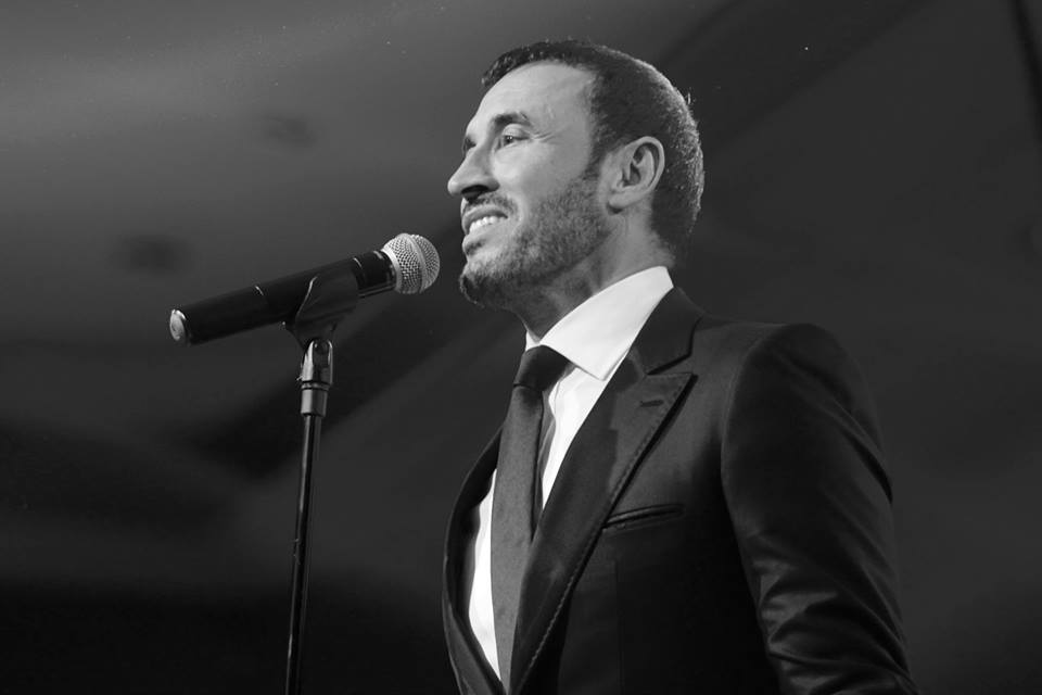 Photo of حفل المغني كاظم الساهر في دبي بمناسبة عيد الحب 2016