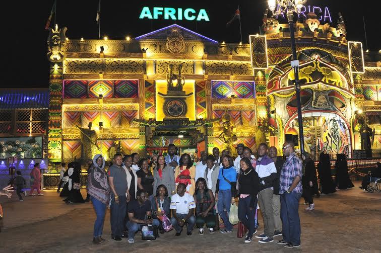 Photo of مهرجان دبي للتسوق يستقبل 200 نيجيري فازوا في مسابقة نظمتها سياحة دبي