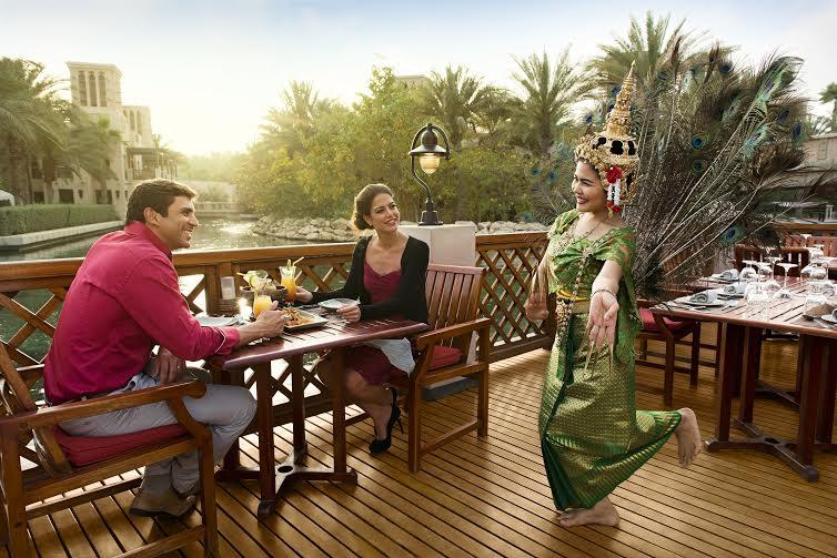 صورة أسبوع مطاعم دبي يحقق نجاحا كبيرا يوم الإفتتاح