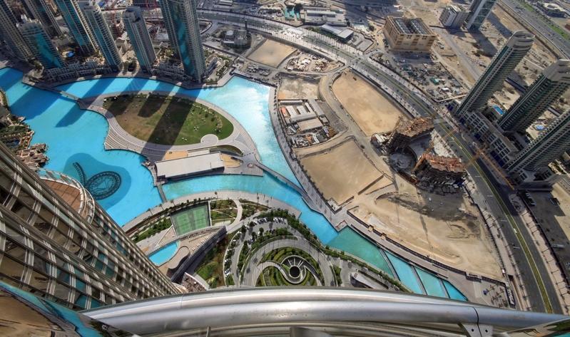 Photo of بالفيديو .. برج خليفة و معالم دبي الشهيرة بكاميرا طائرة بدون طيار