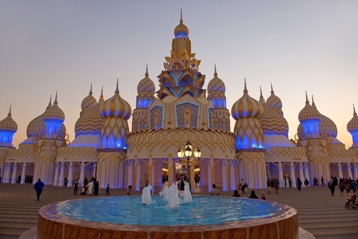 القرية العالمية دبي