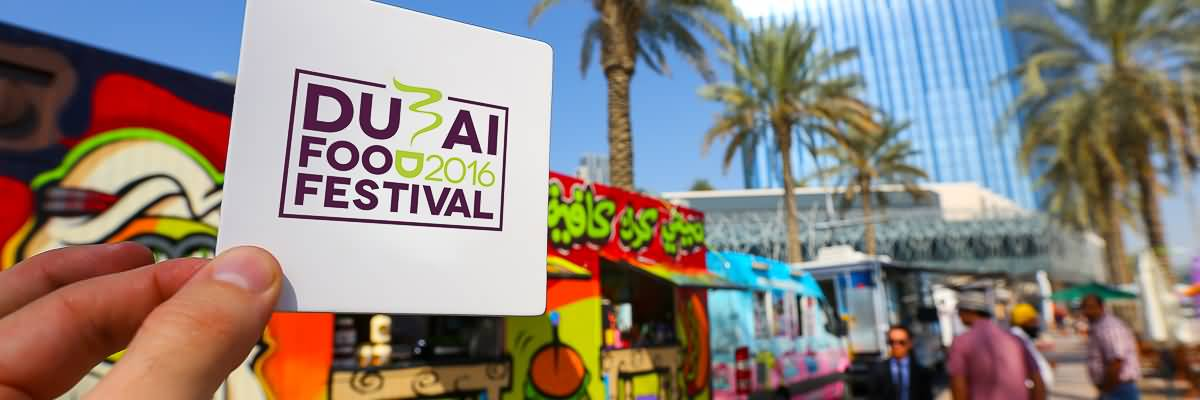 "Photo of فعالية ""الجواهر الخفية"" خلال مهرجان دبي للمأكولات 2016"