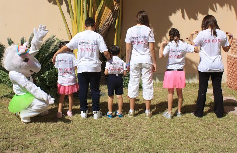 Photo of دبي تستضيف سباق الألوان برعاية مبادرة أكتف لايف من ضمان