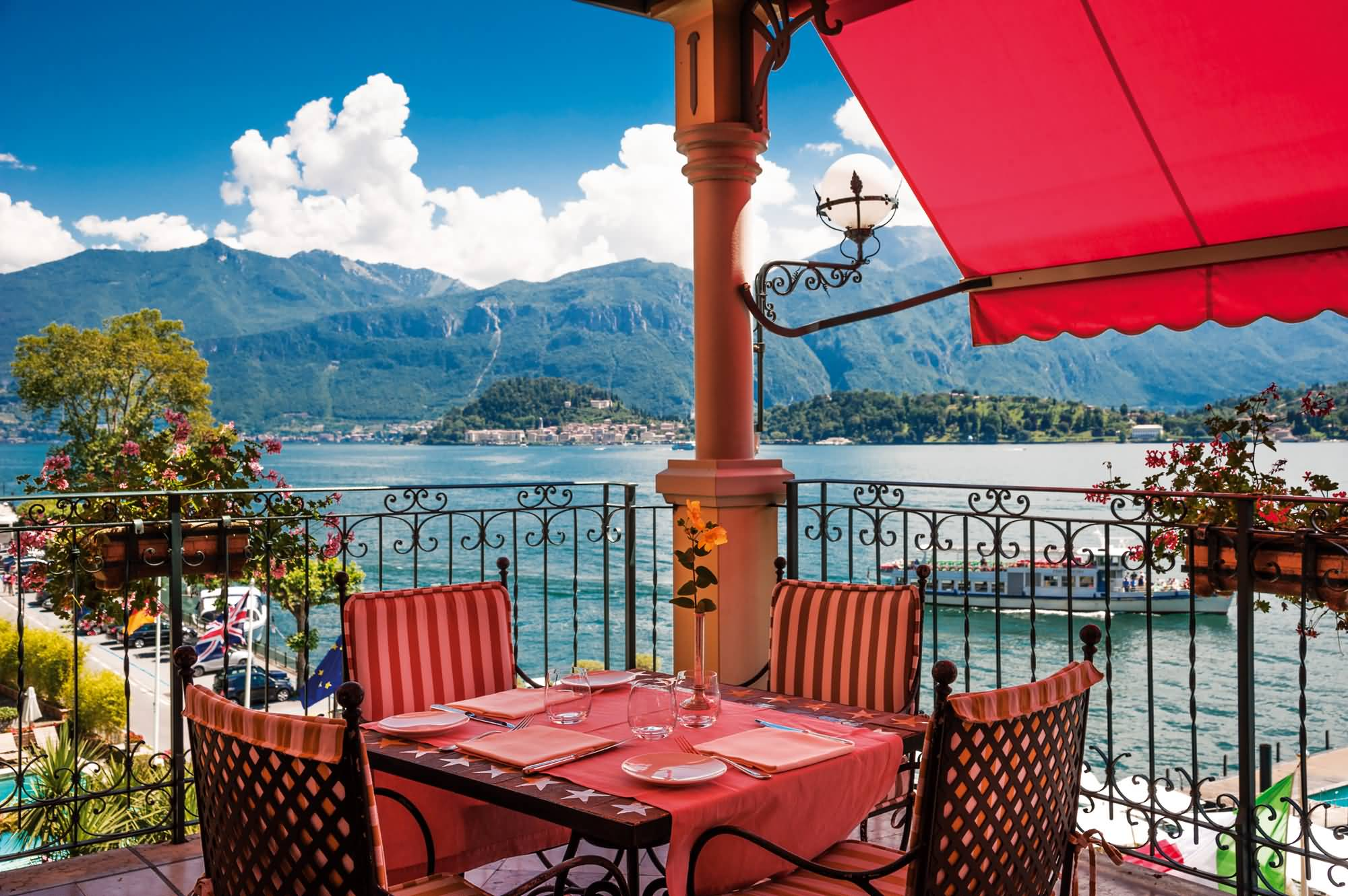 Photo of فندق جراند تريميزو يفتتح أبوابه على ضفاف بحيرة كومو الإيطالية