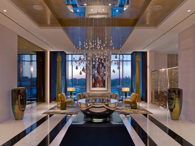 آدم تيهاني يبدع في تصميم فندق فورسيزونز  الجديد