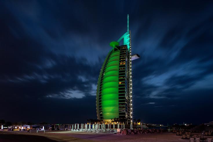 الإمارات تحتفل باليوم الوطني الإيرلاندي 2016