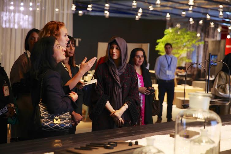 صورة تمديد فترة إقامة النسخة السابعة من موسم دبي الفني 2020
