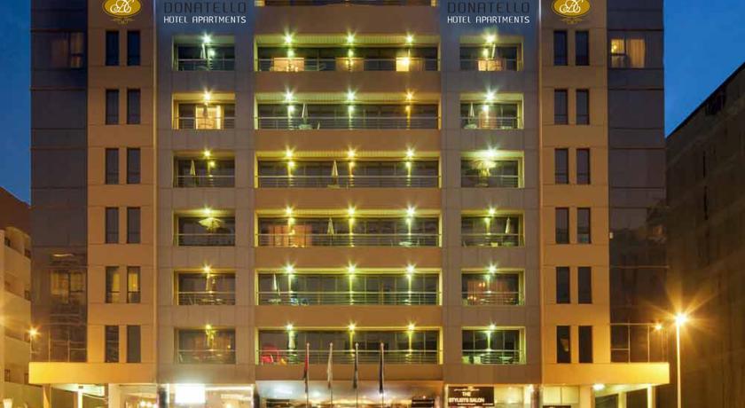 صورة فندق دوناتيلو – البرشاء