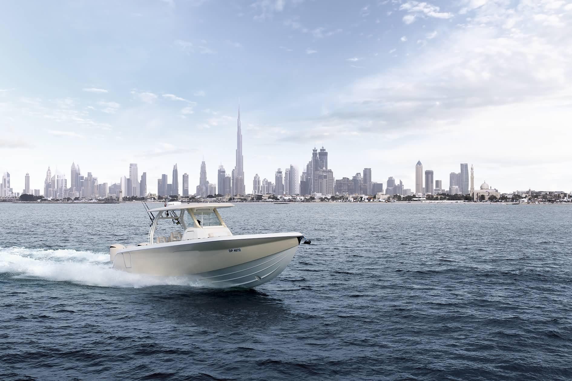 Photo of ملخص معرض دبي العالمي للقوارب 2017
