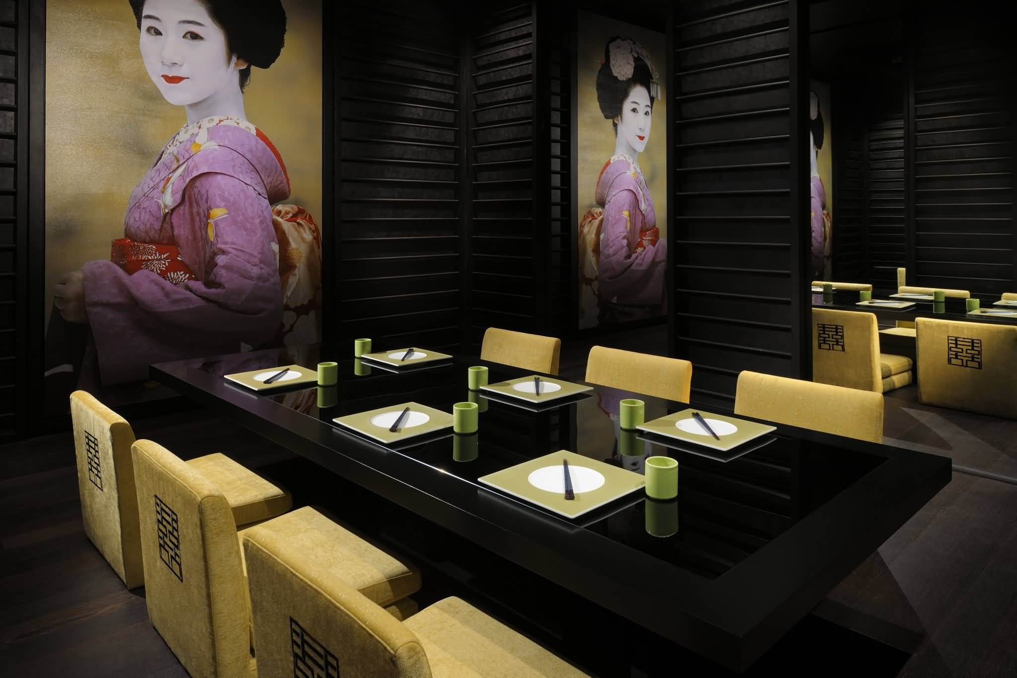 Photo of مطعم إيزاكايا للمأكولات اليابانية – شارع الشيخ زايد