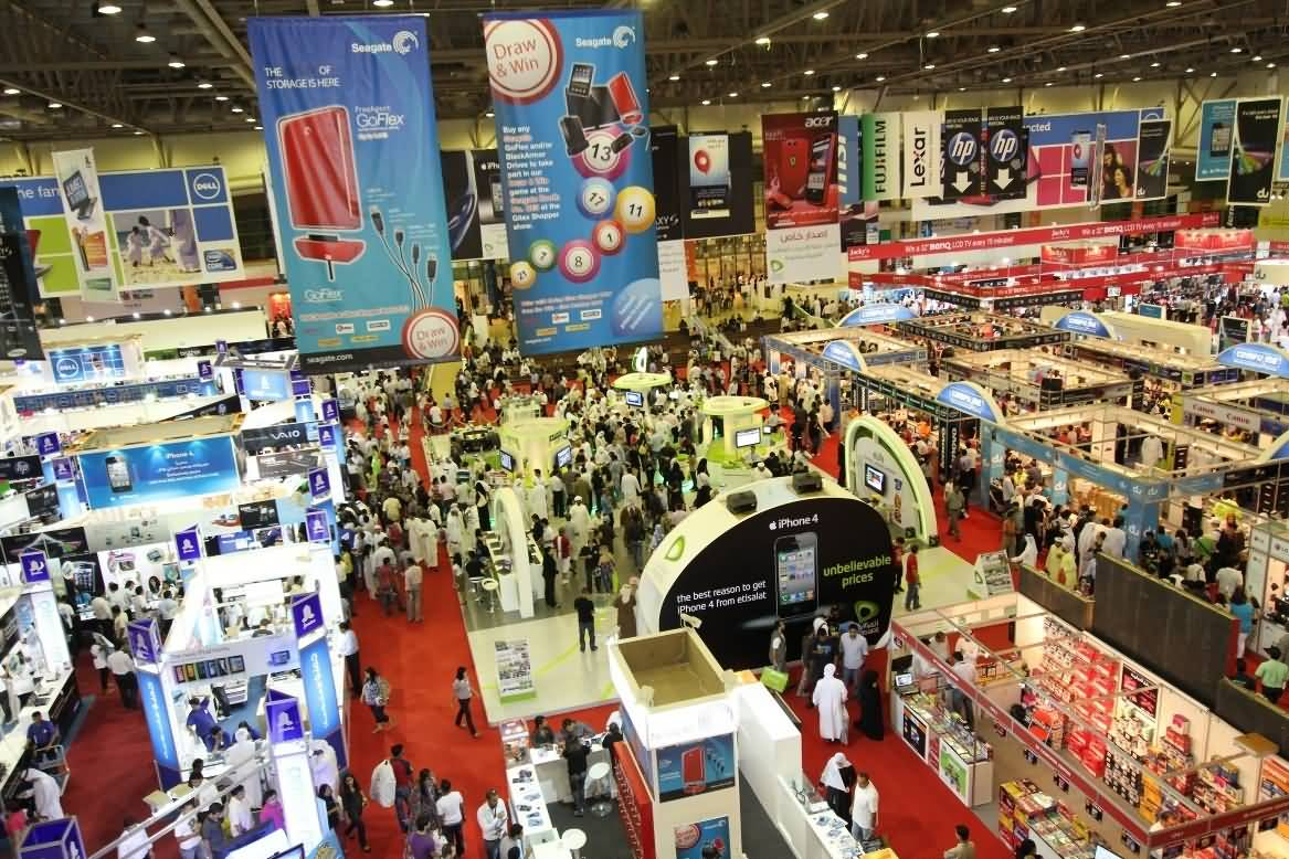 دبي تستضيف معرض جيتكس شوبر 2016
