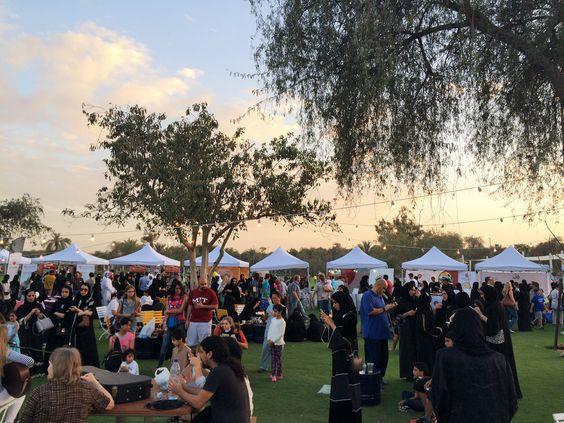 مواعيد سوق رايب للأطعمة والمشغولات خلال شهر أبريل 2016