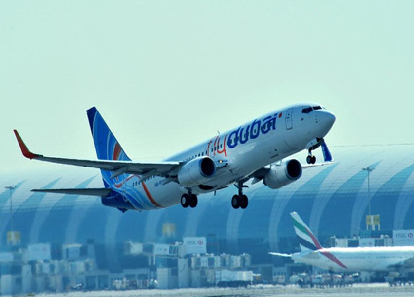بالفيديو … كل ما يجب معرفته عن لحظة تحطم طائرة فلاي دبي في روسيا