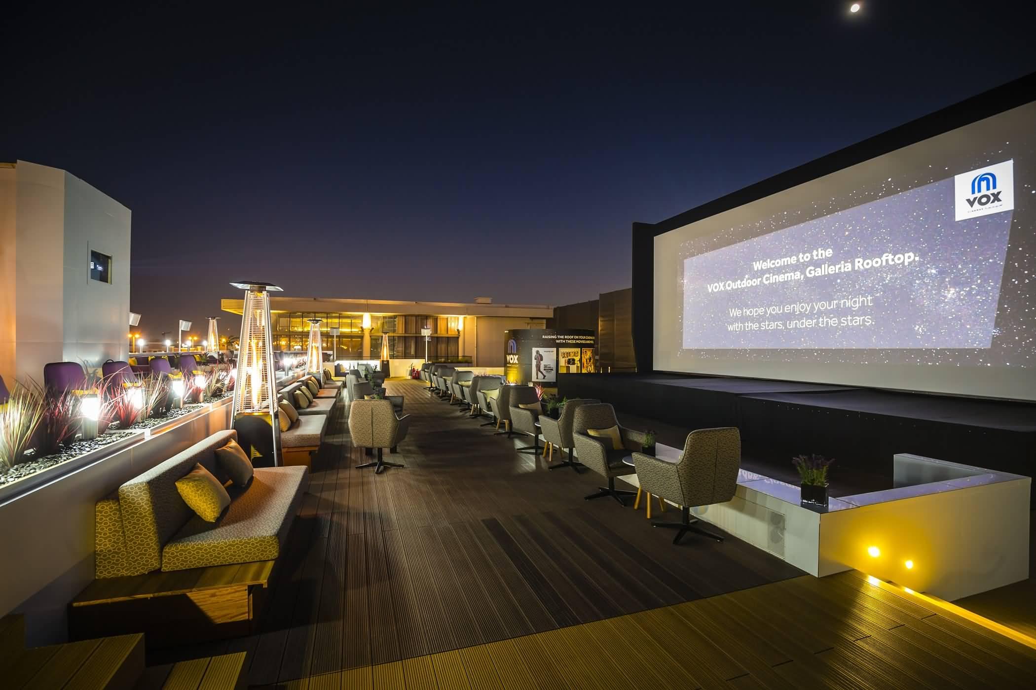 Photo of سينما تحت ضوء النجوم متوفرة الآن في دبي