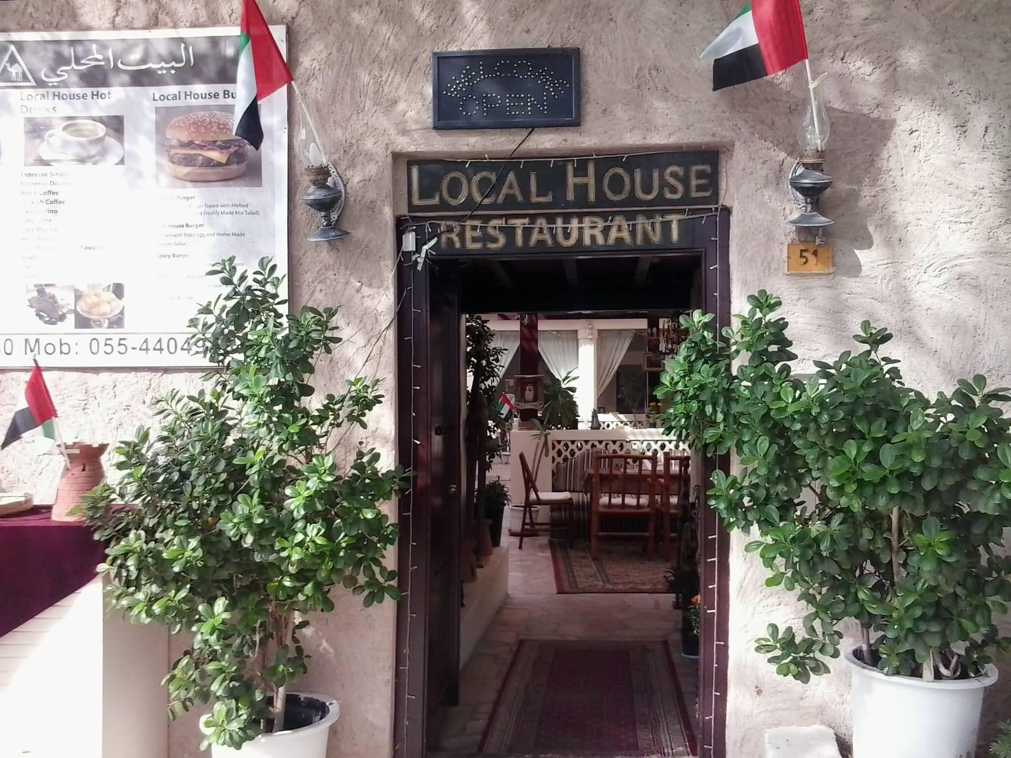 Photo of نظرة على مطعم لوكال هاوس في دبي