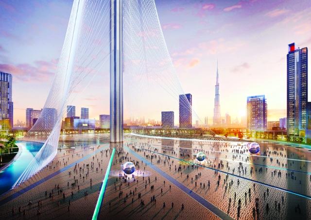 Photo of بالفيديو .. برج دبي المنتظر والأطول من برج خليفة