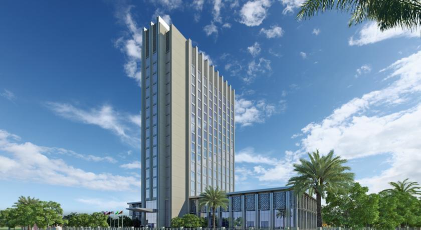 نظرة على فندق روف داون تاون في دبي