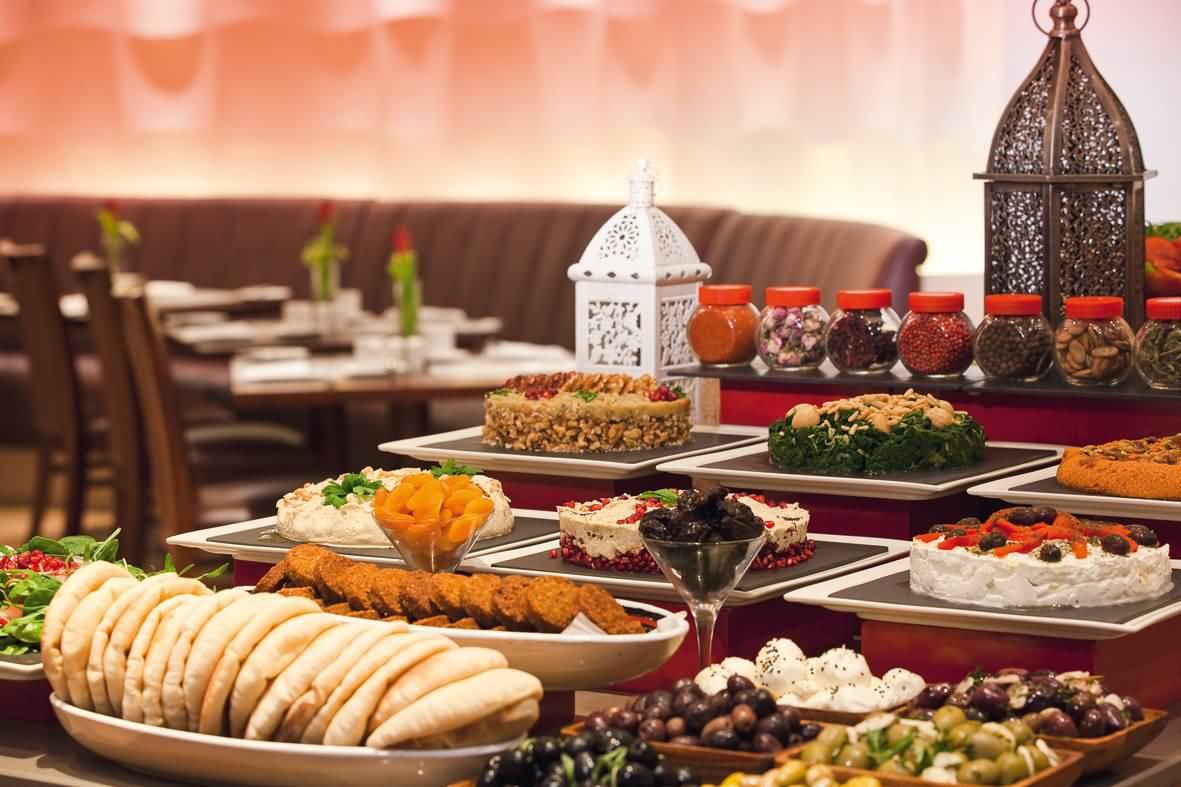 مطعم نوش في رمضان