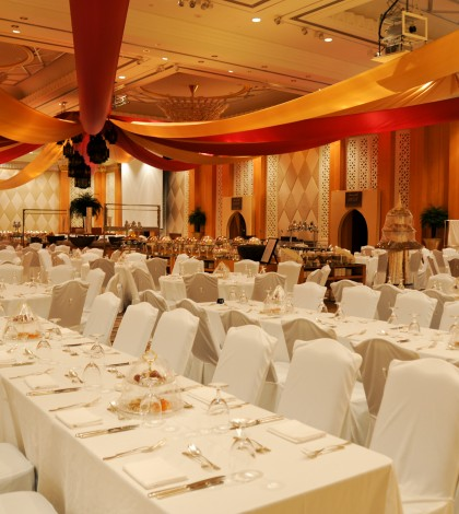 فندق جراند حياة دبي يطلق الخيمة الرمضانية ليلتي عين دبي