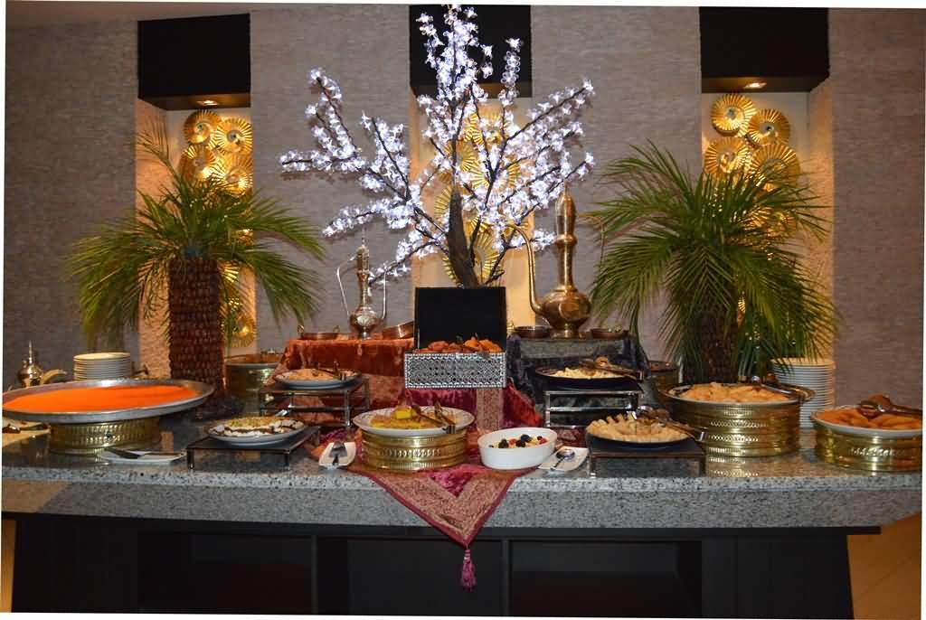 مطعم كريسندو في رمضان