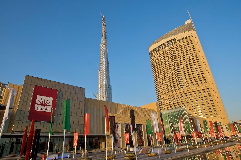 أفضل 10 مولات في دبي