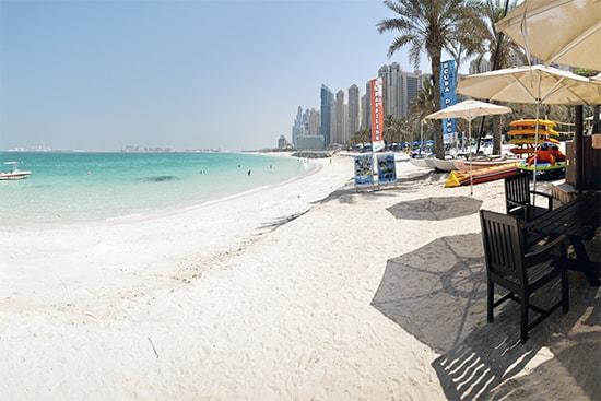 صورة أكثر 10 شواطئ هدوئاً في دبي