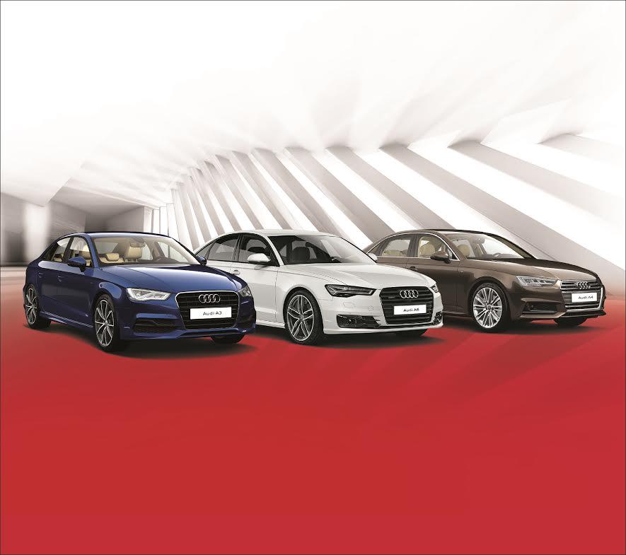 شركة علي وأولاده أودي تطلق حملة Audi Extra الحصرية