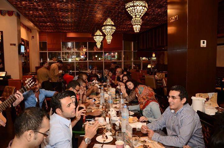 Photo of مطعم ومقهى حدوتة مصرية في رمضان