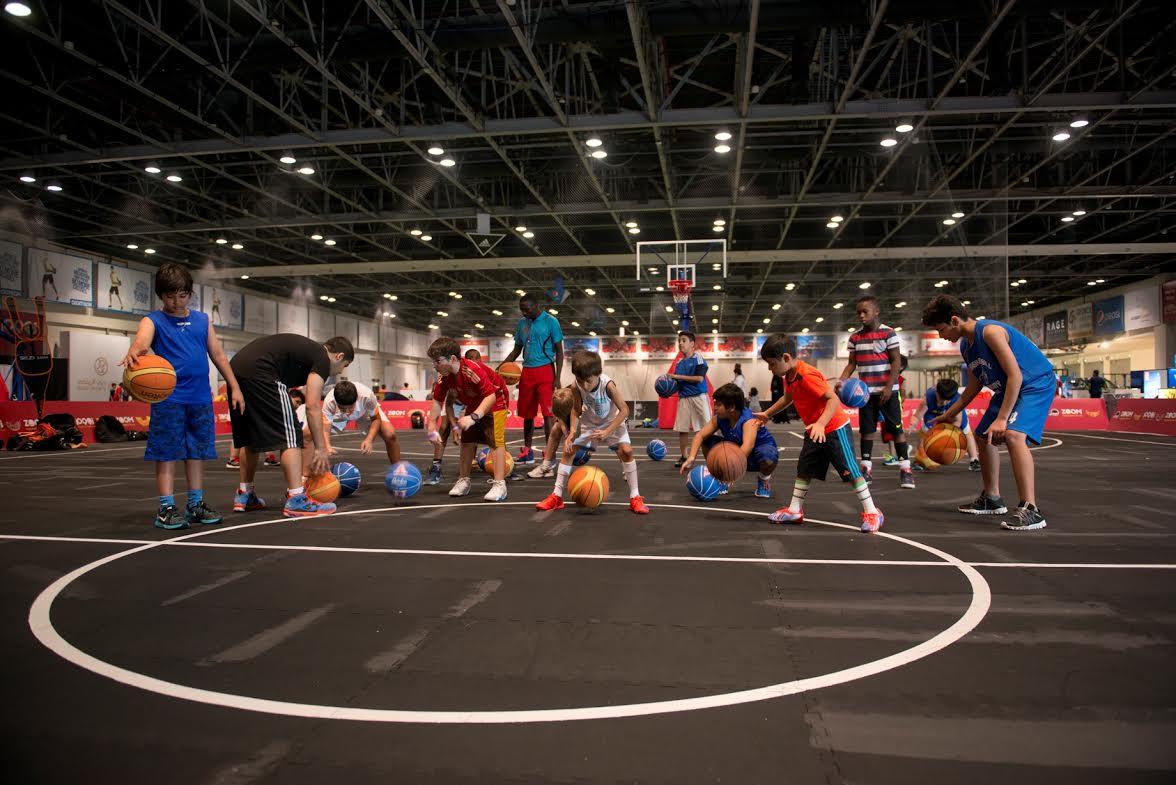 أهم الأكاديميات المشاركة في فعالية عالم دبي للرياضة 2016