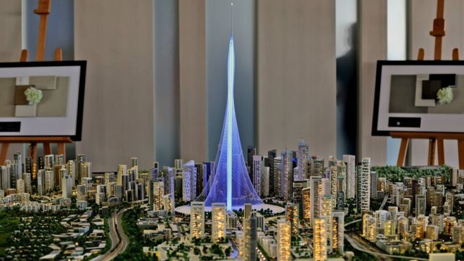 Photo of حقائق مدهشة عن البرج المرتقب والأطول في العالم