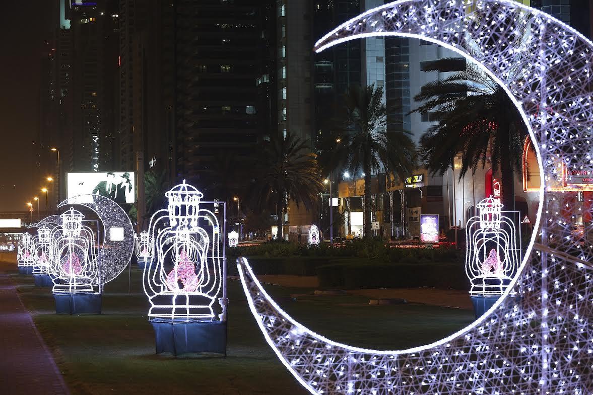 """فعاليات حملة """"رمضان في دبي"""" بدورتها السادسة"""