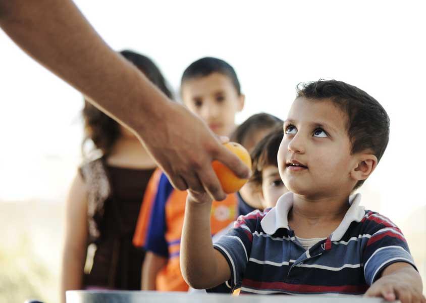 إنفوجرافيك | حقائق و أرقام حول التبرع للأعمال الخيرية في الإمارات