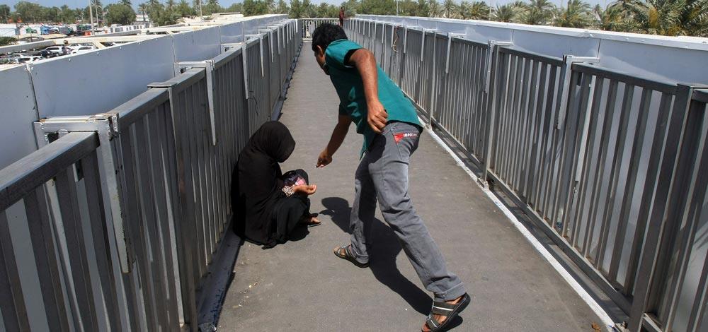 أين يتواجد المتسولون بكثرة في دبي خلال رمضان ؟