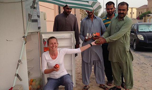 Photo of أين تقع ثلاجات إطعام المساكين في دبي؟
